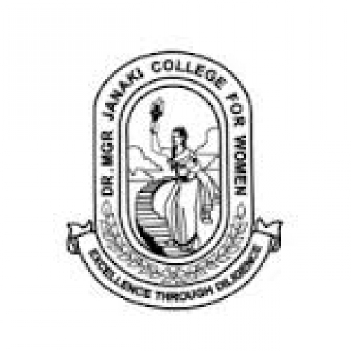 Dr. MGR Janaki College of Arts and Science for Women - [Dr. MGR Janaki College of Arts and Science for Women]