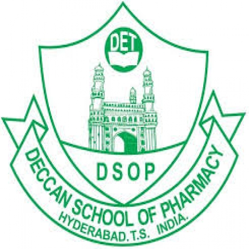 Deccan School of Pharmacy - [Deccan School of Pharmacy]