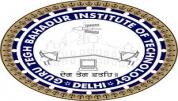 Guru Tegh Bahadur Institute of Technology - [Guru Tegh Bahadur Institute of Technology]