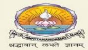 Amrita School of Engineering Coimbatore