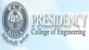 Presidency College of Engineering - [Presidency College of Engineering]