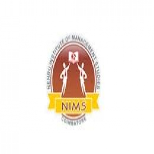 Nehru Institute of Management Studies - [Nehru Institute of Management Studies]