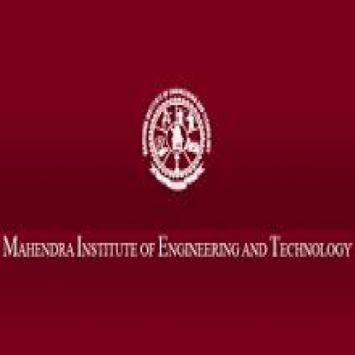 mahendra institute of engineering and technology miet