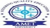 Amet University Chennai - [Amet University Chennai]