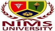 NIMS University - [NIMS University]