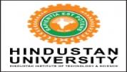 Hindustan University - [Hindustan University]