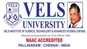 Vels University - [Vels University]