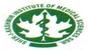 Sher-I-Kashmir Institute of Medical Sciences - [Sher-I-Kashmir Institute of Medical Sciences]