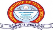 Madhav Institute of Technology and Science - [Madhav Institute of Technology and Science]