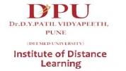 Dr. D. Y. Patil Vidyapeeth Distance Education - [Dr. D. Y. Patil Vidyapeeth Distance Education]