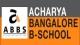 Acharya's Bangalore B - School