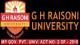 GH Raisoni University