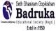 Badruka Institute of Management Studies Distance Learning