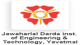 Jawaharlal Darda Institute of Engineering and Technology
