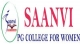 Saanvi PG College For Women Distance Learning