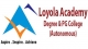 Loyola Academy Degree and PG College Distance Learning