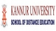 Kannur University Distance Education