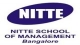 Nitte School of Management