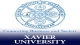 Xavier Institute of Management Executive MBA